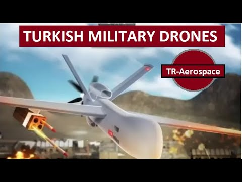 Drohnenmacht Türkei | Turkish Military Drones