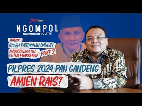 PAN Yakin Masuk Parlemen Lagi Tanpa Bantuan Massa Amien Rais | NGOMPOL JPNN.com Part 2