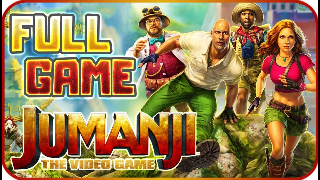 Download Jumanji: The Video Game FULL GAME Longplay (PS4, XB1, Switch, PC)