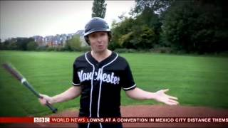 """Basic Baseball """"how to"""" explanation on BBC, before 2013 World Series"""