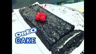 Resep OREO CAKE 2 BAHAN Enak dan SUPER PRAKTIS!!! Cake VIRAL!!!