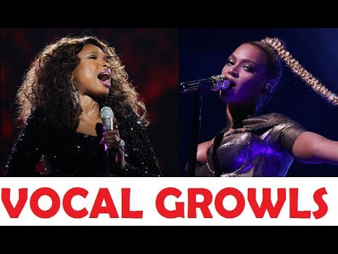 VOCAL GROWLS - Female Singers