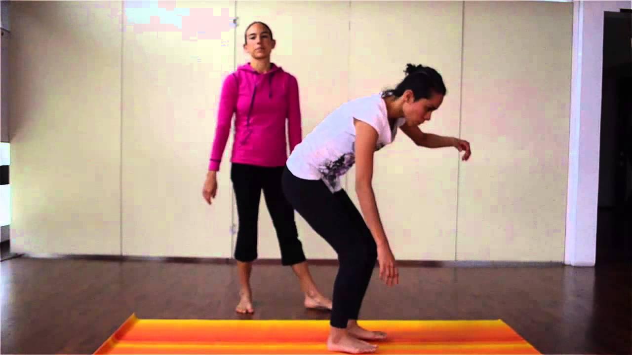 Ajustes 1a Serie Ashtanga Vinyasa Yoga - YouTube