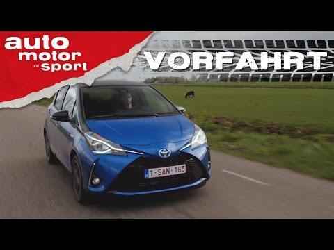 Toyota Yaris Hybrid: Sinnvoller Antrieb? – Vorfahrt | auto motor und sport