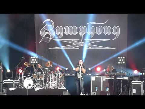 Symphony X - Of Sins And Shadows (live at Hellfest 2013)