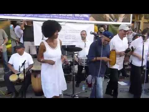 On The Streets of Brooklyn - Salsa Band