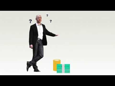 World's richest person Jeff Bezos complete story from $0  to $ 100 billion