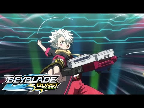 BEYBLADE BURST TURBO Ride The Rails