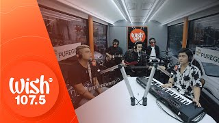 "Magnus Haven performs ""Multo"" LIVE on Wish 107.5 Bus"