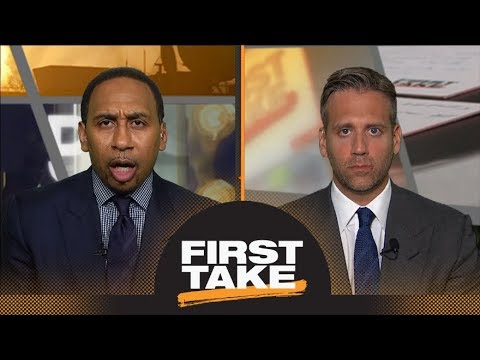 Stephen A. explains why Lakers can compete with Warriors this season | First Take | ESPN