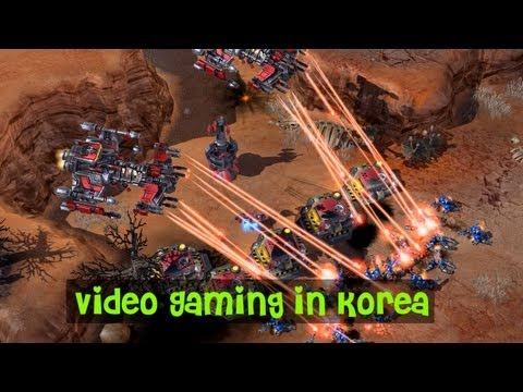 Video Game Culture in Korea