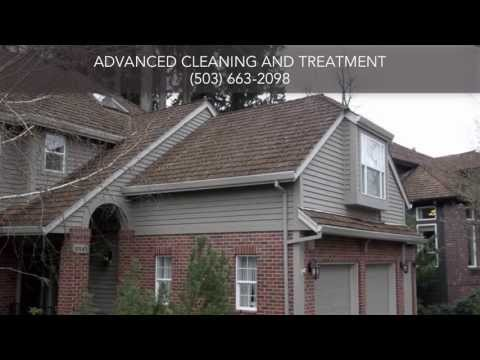 Roof Cleaning Gresham OR Advanced Cleaning and Treatment