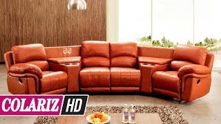 WATCH THIS! 50+ Tempting Leather Couch You