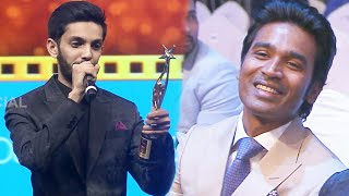 """Dhanush Completes Me"" Says Anirudh 