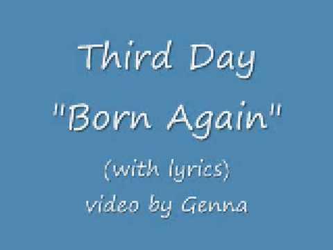 Born Again (with lyrics)