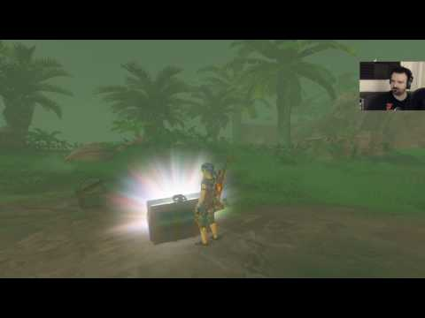 The Legend of Zelda: Breath of the Wild playthrough pt164 - They Really Meant RAINforest, lol