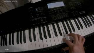 "Музыка (мелодия) из фильма ""Игрушка"" Casio wk-7600"