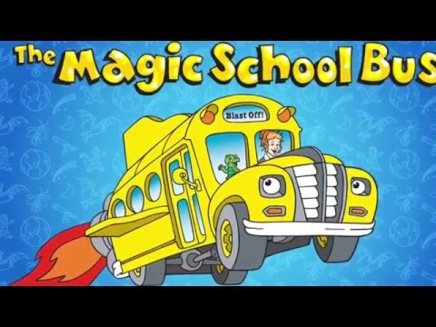 The Magic School Bus Travels across North America