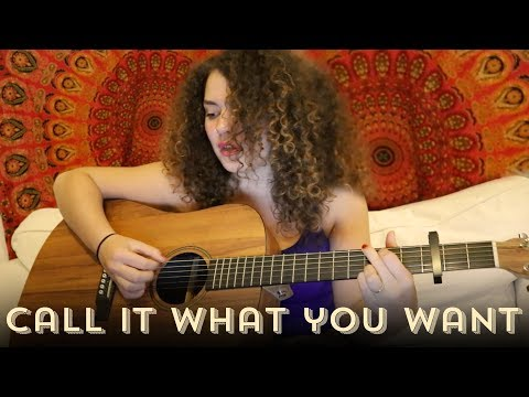 Taylor Swift - Call It What You Want Cover