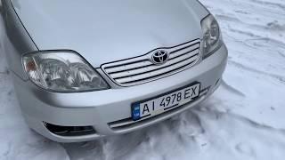 Toyota Corolla 120 старт продажи, нюансы
