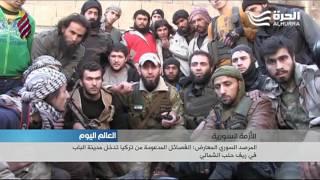 داعش يسيطر على تدمر مجدداً