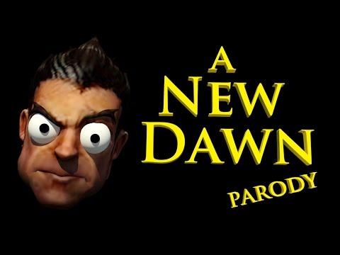 League of Legends  A New Dawn Parody
