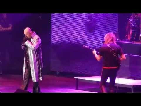"""Judas Priest """"Turbo Lover"""", live in Santiago, Chile, 05-May-2015"""