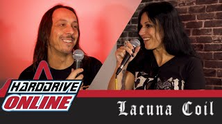 Lacuna Coil - On The 119 Shows, Upcoming Tour, And Their Recent Book | HardDrive Online