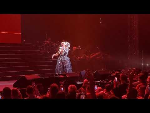 Christina Aguilera The Voice Within Live at Manchester 12th November 2019