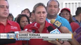 Sumiré Ferrara y Roque Valero  se reunieron con educadores el Municipio Libertador