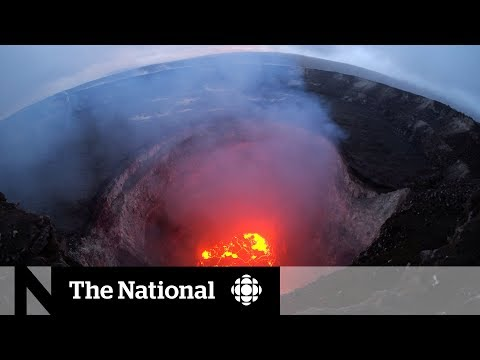 Kilauea volcano eruption would be extremely hazardous