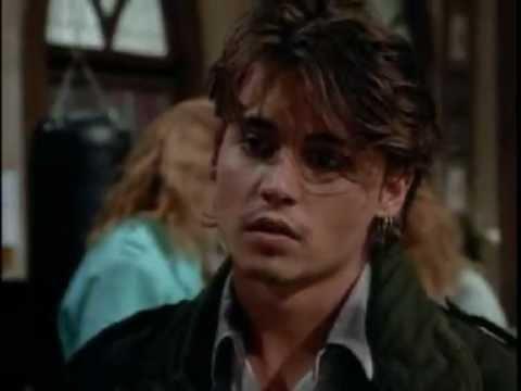 JOHNNY DEPP - 21 JUMP STREET (1987-1990).wmv - YouTube Johnny Depp 21 Jump Street 1987