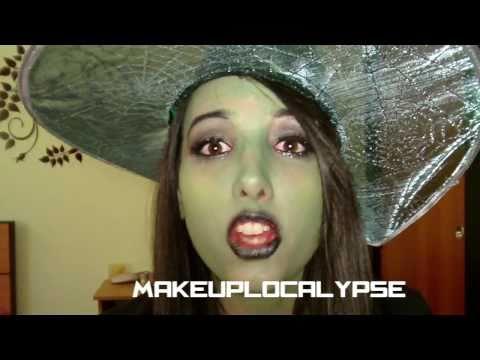 Maquillaje de halloween: BRUJA SEXY