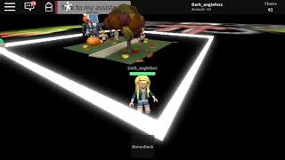 FLOWY FIGHT IN ROBLOX?! plz watch