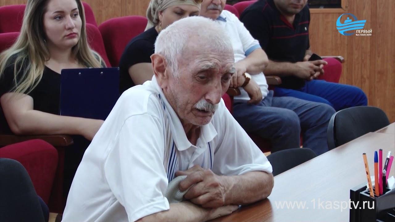 Традиционный прием граждан состоялся в администрации г.Каспийск