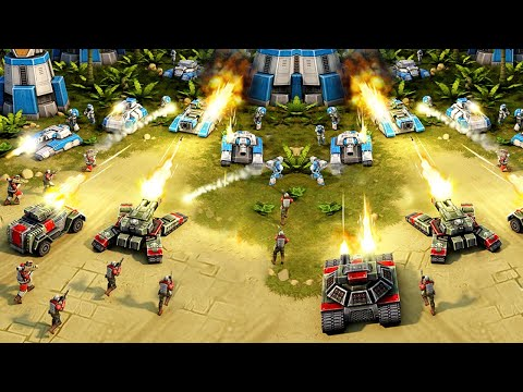 Top 10 RTS/Real Time Strategy Games 2020 | Android & IOS