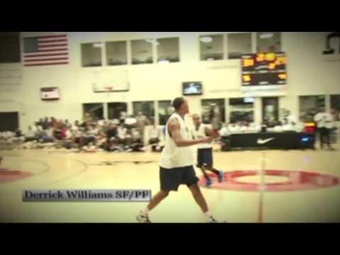 Derrick Williams (Arizona Wildcats) Summer 2010  Basketball Highlights