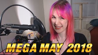 Voxandra Wants You to Watch Mega May on GigaBoots!