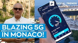 How Monaco's Grand Prix Inspired a Country-wide 5G Installation