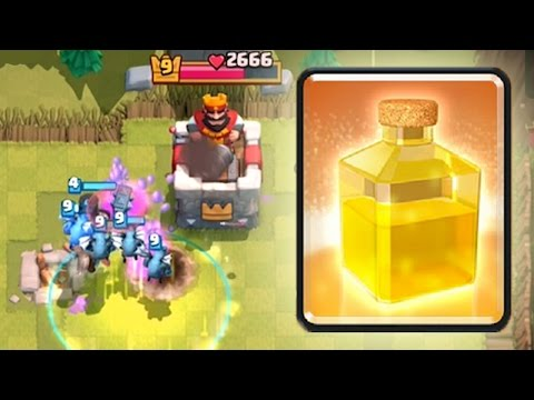 HEAL SPELL GAMEPLAY | Clash Royale | Early Access w/ Heal Draft Challenge
