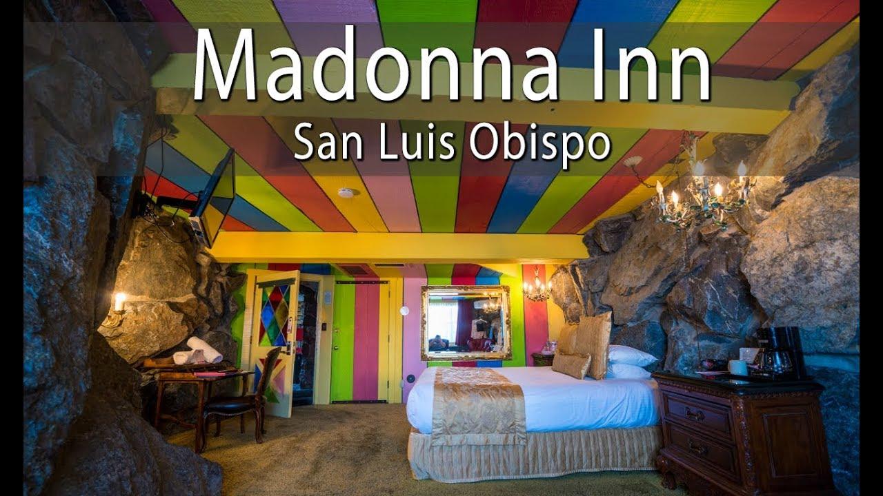 Madonna Inn: Tour the Unique Hotel in San Luis Obispo ...