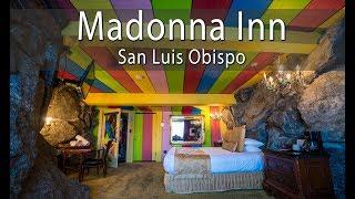 Madonna Inn: Tour the Unique Hotel in San Luis Obispo