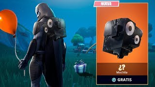 GET THE NEW FREE BACKPACK ? FORTNITE: Battle Royale