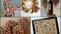 Best DIY Wine Cork Ideas - Recycled Home Decor