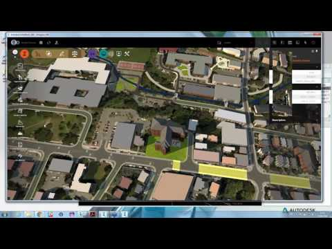 Webcast Aug 17th - Introduction to Mobility Simulation for InfraWorks 360