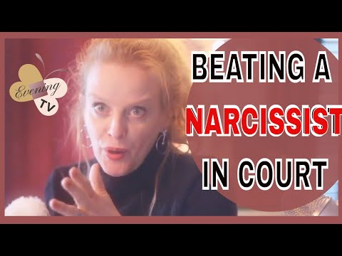 More About Legal Abuse & A System That Promotes Narcissism
