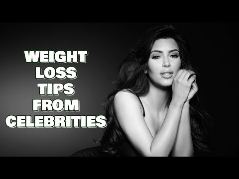 Using Celebrities As Role Models For Weight Loss Is It