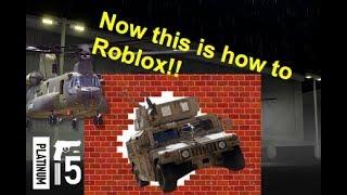 Roblox Blackhawk Rescue Mission Defence