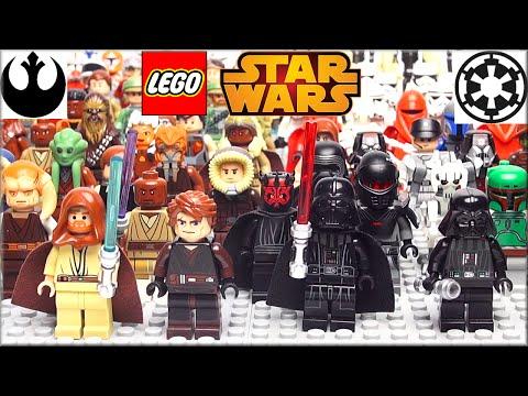 Лего Звёздные войны смотреть онлайн мультфильм