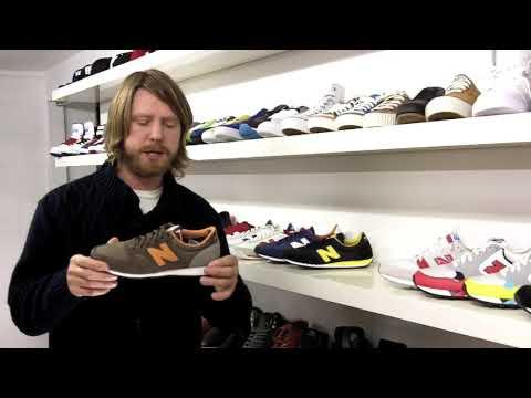 New Balance 420 shoe Overview Boris Wozstock give us the